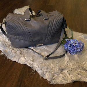 Steve Madden gray handbag